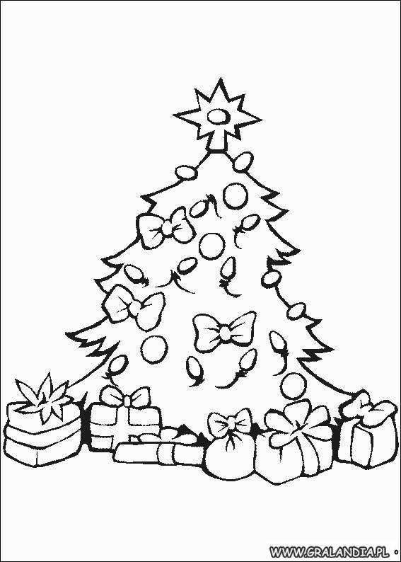 Kolorowanki Na Boże Narodzenie świętaeu